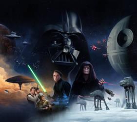 Star Wars Rebellion Box Art
