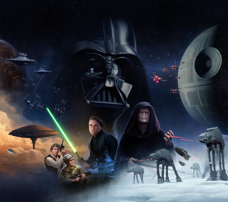 Star Wars Rebellion Box Art by wraithdt