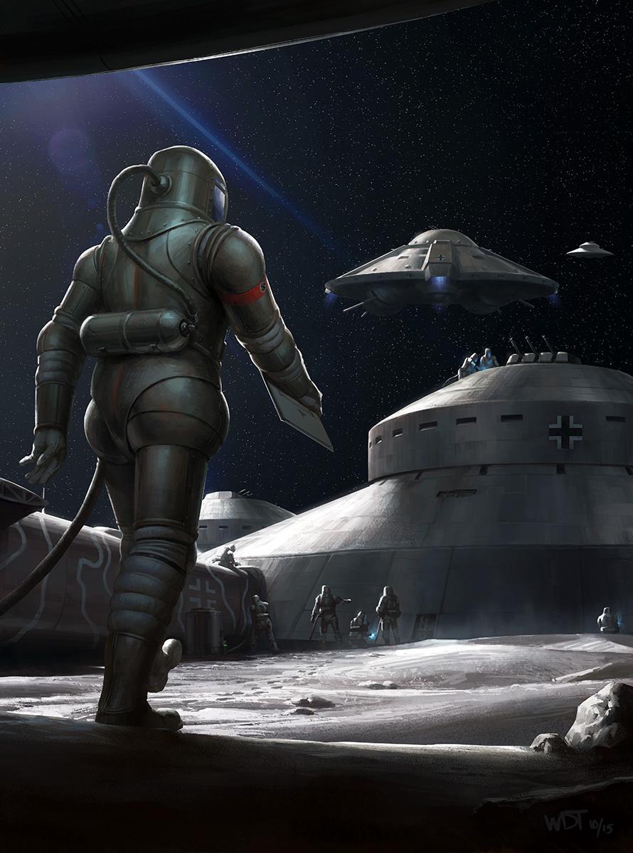 leaked moon base nazi - photo #39