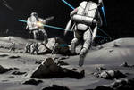 Nazi Moonbase - Attack of 1972