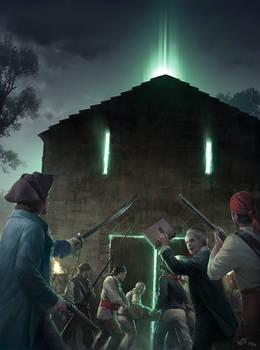 Cthulhu Wars - The Curwen Affray