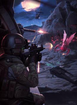 Cthulhu Wars - Operation Mountain Hound