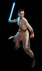 SW: Destiny - Rey