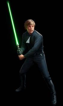 SW:Destiny - Luke Skywalker