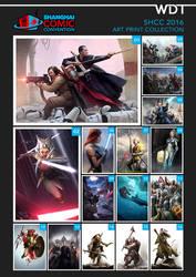 Shanghai Comic Con 2016 by wraithdt