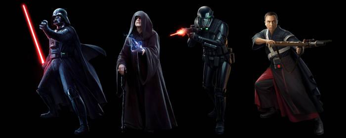 SW Destiny Lineup #2