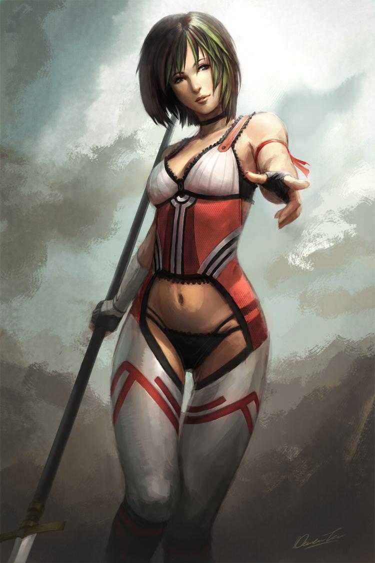 Sexy Lancer
