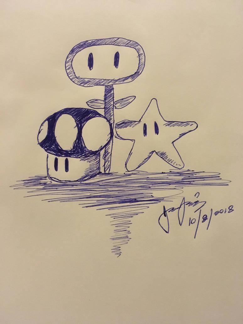 Inktober #2 by ZeldaGeek39