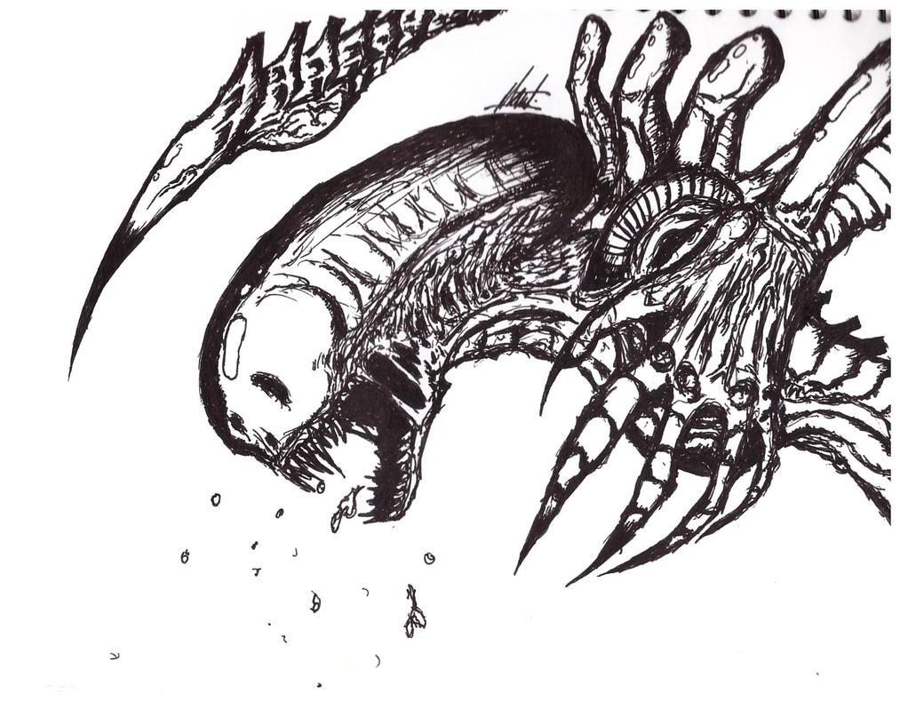 Xenomorph by Evil-M