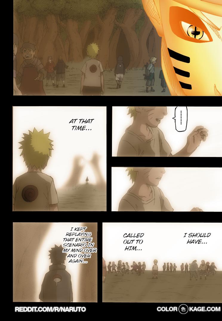 At that time..Naruto chapter 647 by StillbutterflyReddit
