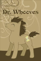 iPod Wallpaper Dr. Whooves 2 by Tsume-pazur
