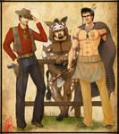 Wild West Ghost Adventure