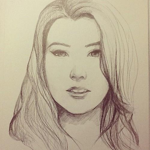 Self portrait by Momo-Deary