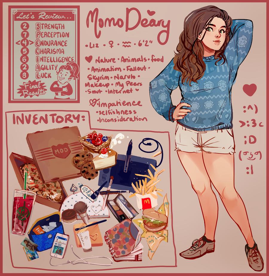 Momo-Deary's Profile Picture