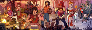 co: Pathfinder group by Momo-Deary