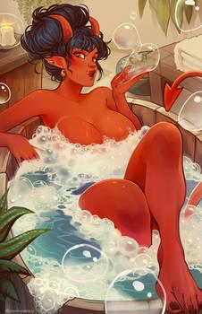 co: Bath time