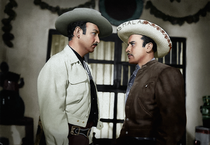 Jorge Negrete Y Pedro Infante By ZabuzFlores On DeviantArt