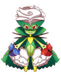 Mega roserade (fakemon)