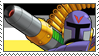 Megaman X Stamp - Aplatonic Vile by MiryxSoul