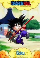 Goku by SrMoro