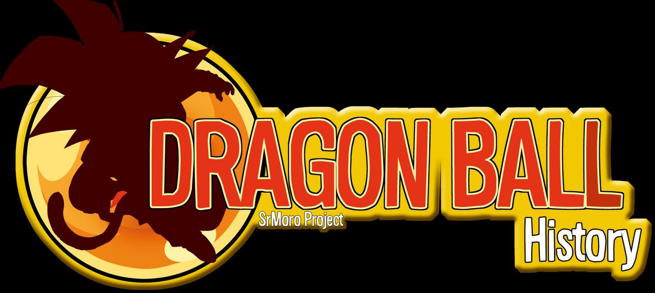Dragon Ball History | Logo by SrMoro