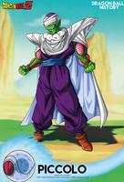 Piccolo by SrMoro