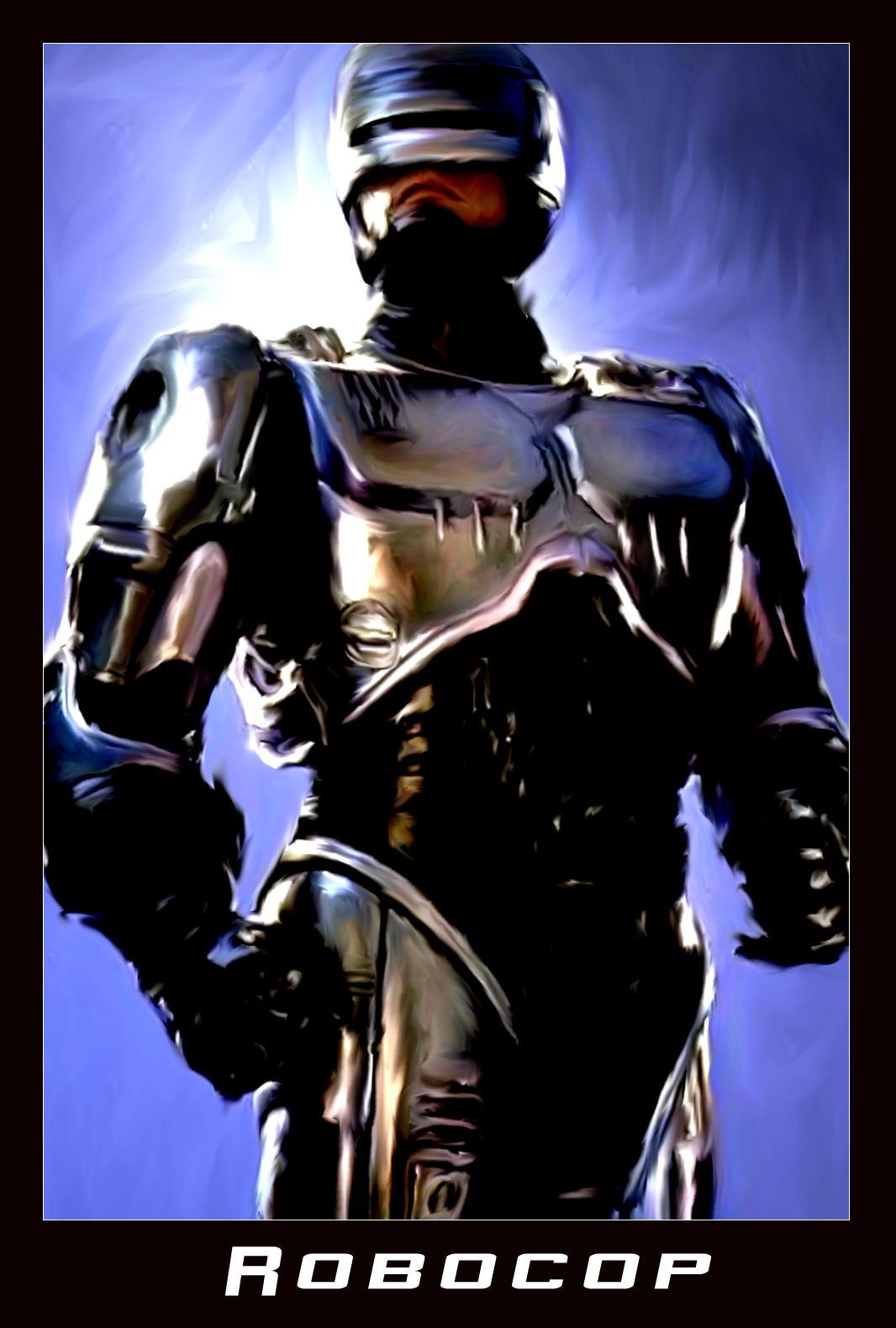 Robocop by sid on DeviantArt