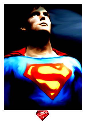 Superman by sid