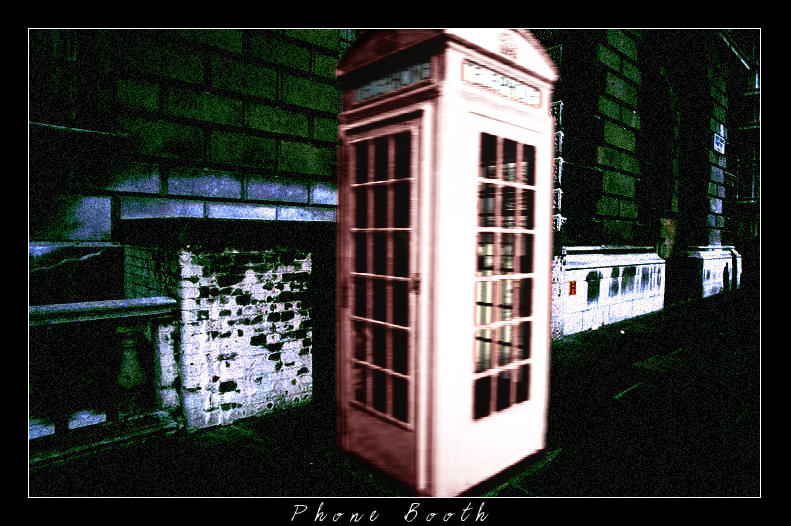 Phone Booth by sid