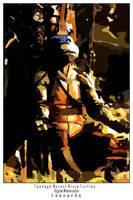 Leonardo - Watercolor by sid