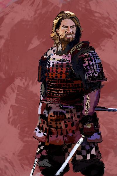 Samurai by sid
