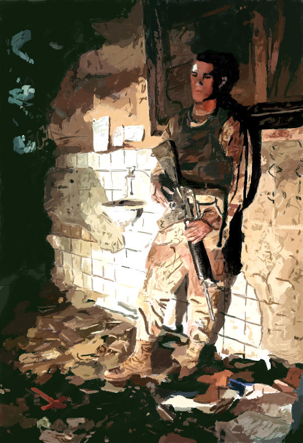 Soldier by sid