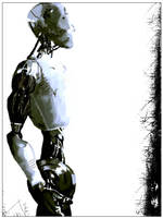 Robot by sid