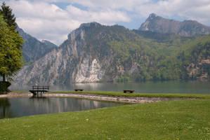 Down at the lake 3
