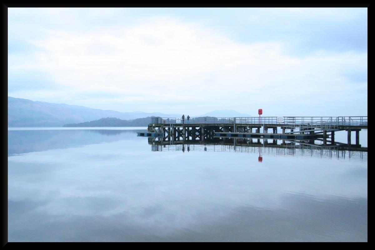 Luss Pier by tidalwavedave74