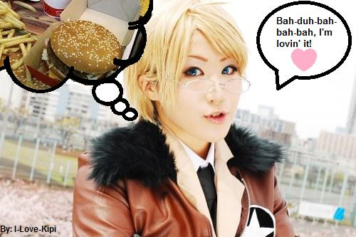 I'm Lovin it by I-Love-Kipi