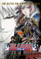 Bleach Movie poster English by Rankakiu
