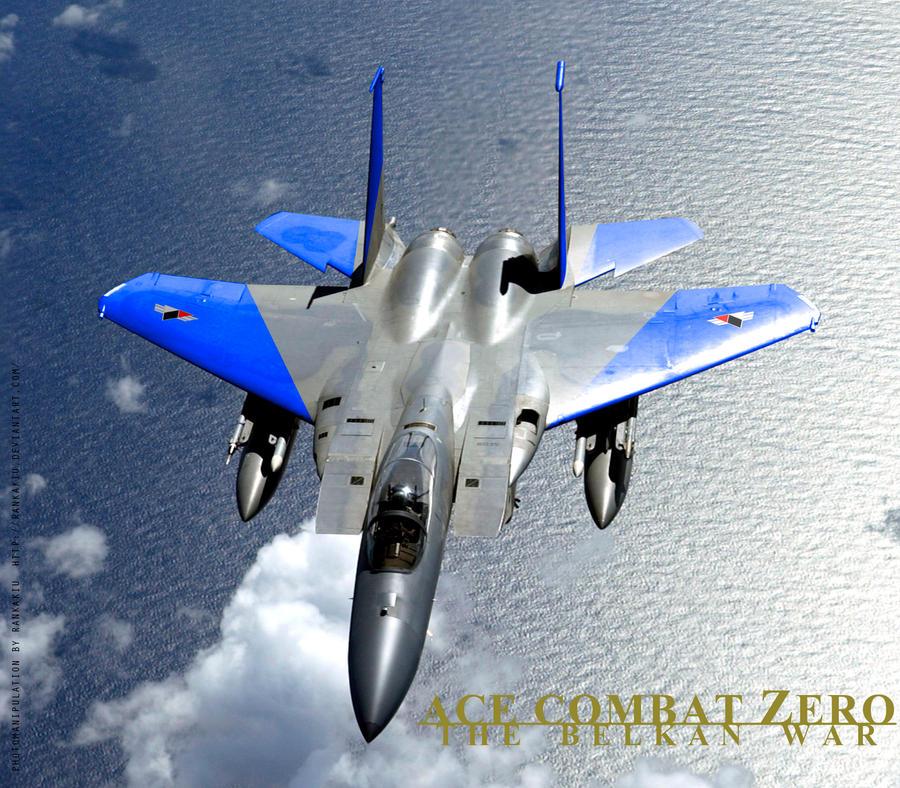 F-15 Eagle Cipher by Rankakiu