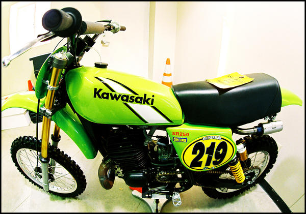 BOBS OLD KX by soggynoggin
