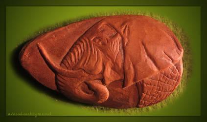 Elephant by AvocadoArt