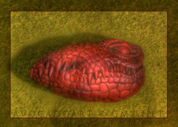 Crocodile by AvocadoArt