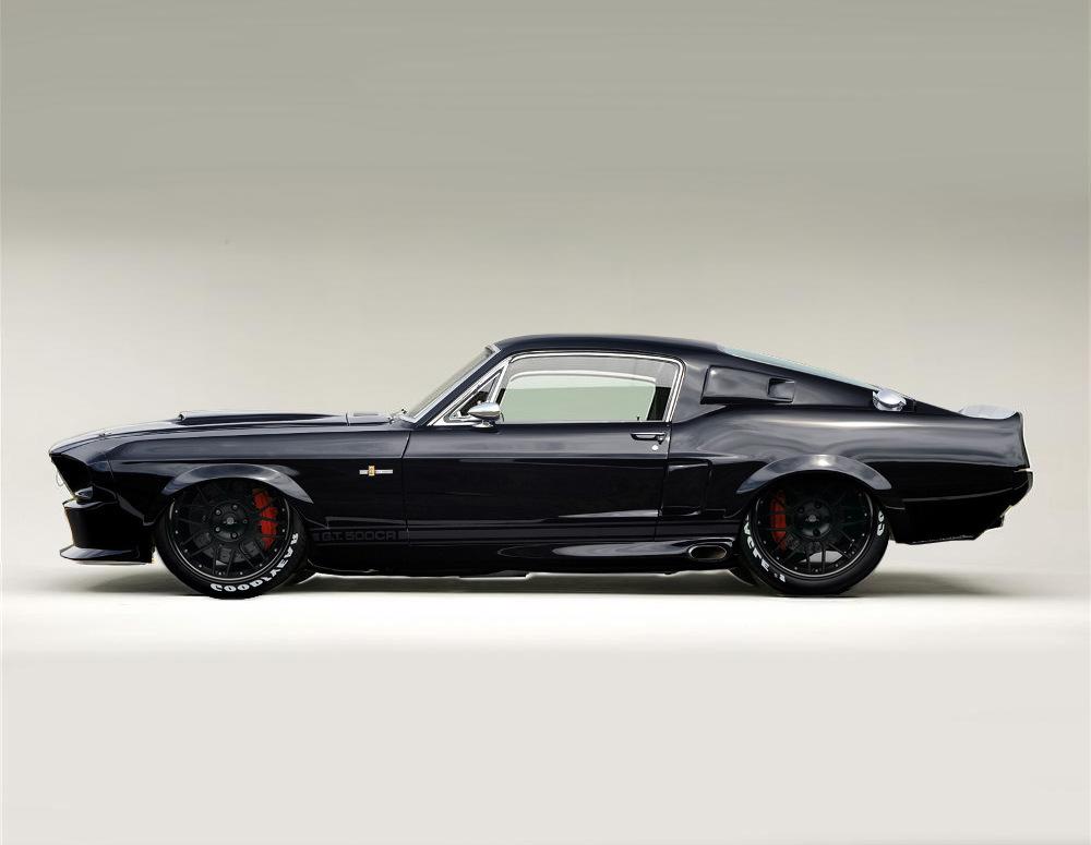 Shelby GT500 - Venom 2 by lovelife81