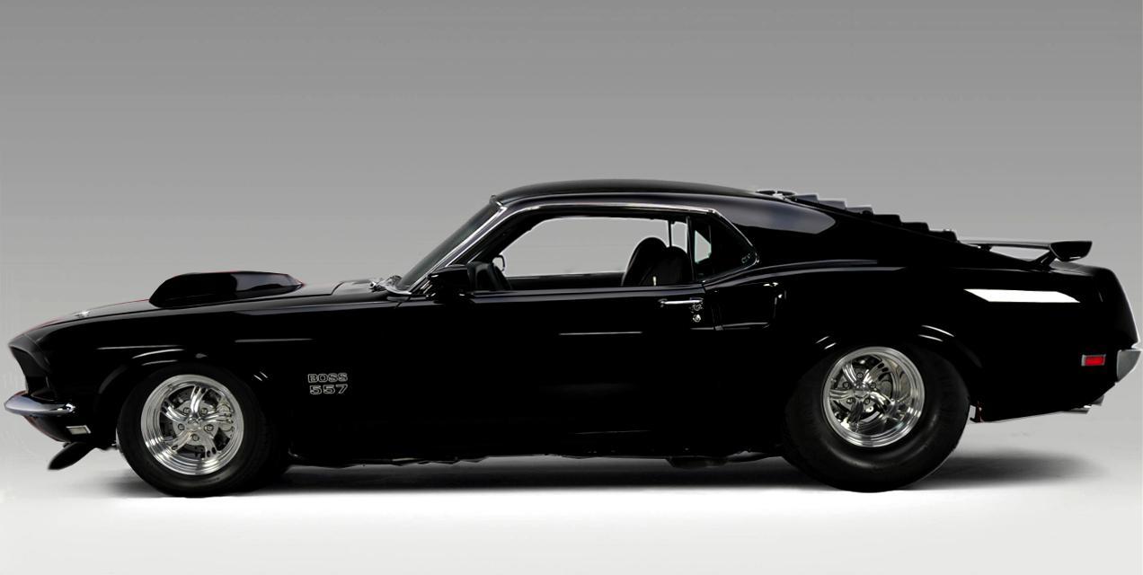Mustang Boss 557 by lovelife81