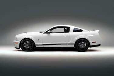 Shelby GT500 - CS1 Wheels by lovelife81