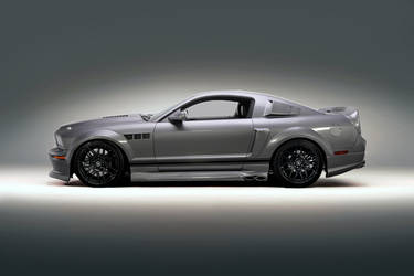 Mustang GT Eleanor - Forgiato Wheels by lovelife81