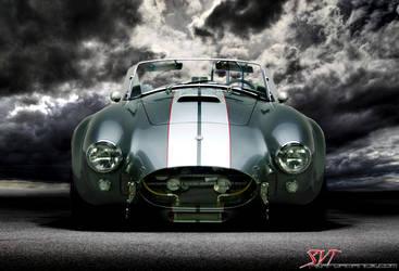 Shelby Cobra by lovelife81