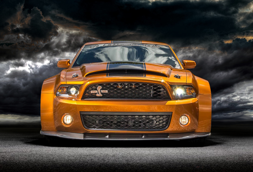 Shelby SuperSnake by lovelife81