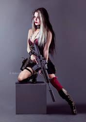 Vampy Sniper Assassin