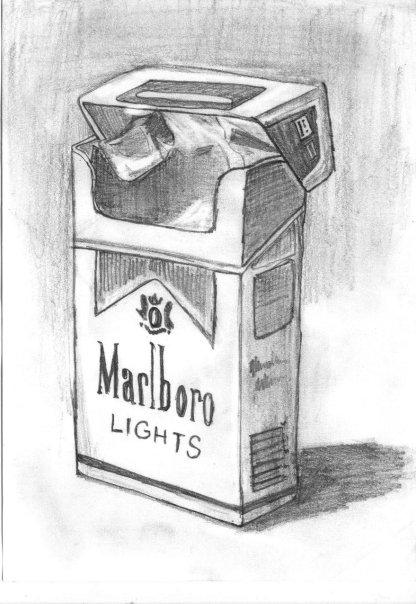 Marlboro Lights Wallpaper