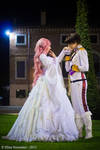 Euphemia and Suzaku - Code Geass